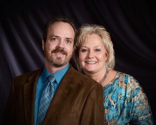 Pastor James and Sherrie Miller